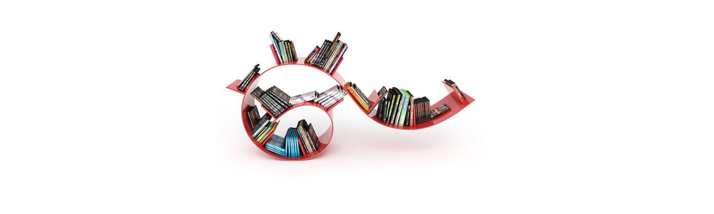 Loja Ouvidor - Kartell - Prateleira Bookworm (2)
