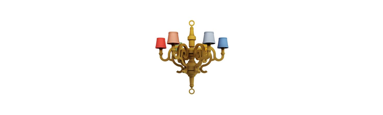 Loja Ouvidor - Moooi - Luminária Paper Lamp Patchwork (2)