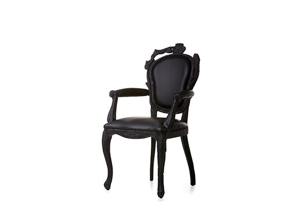 Smoke Chair
