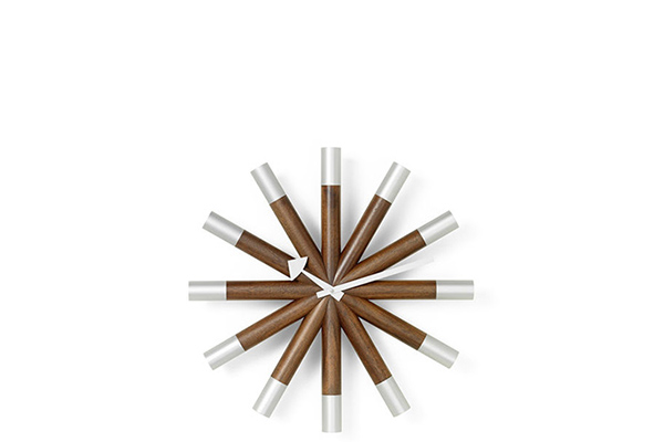 Relógio Wheel Clock